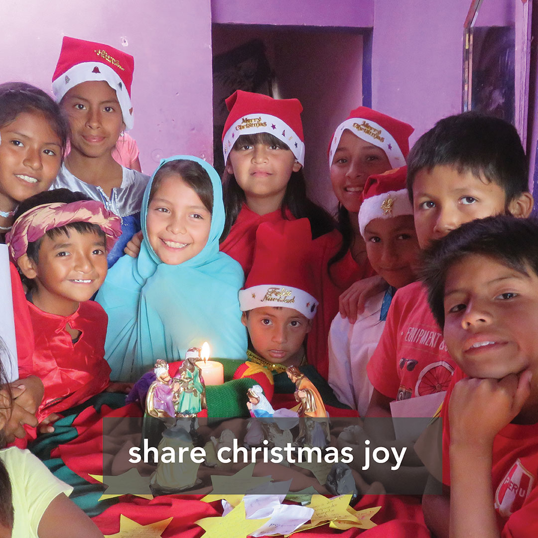 Share Christmas Joy